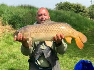 Jason Welfare landed this cracking common using out RTGs!