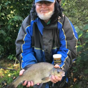 Bob Taylor fishes Landsend a lot, some big bream there!