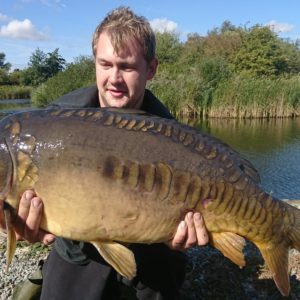 Andrew Brian has had some huge fish on our Gofters!