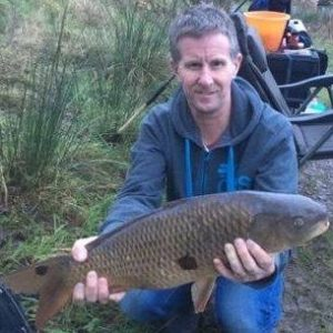 Martin White from Market Lavington has been a great help with our baits!