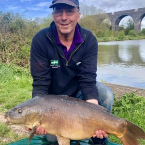 Dave Wykes landed this monster at viaduct ,just over 20lbs !