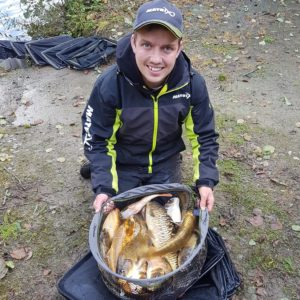 Elliot Fay continues to catch well on the method with our RTGS and new 6mm Red Gofters! This match win came from Oaktree North Devon!