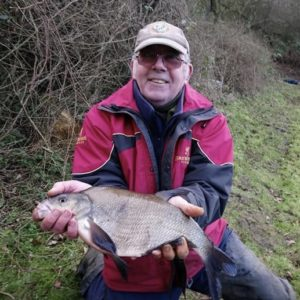 Dave Pilsworth and a lovely slab caught over our BMG